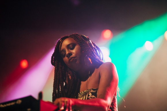 The NYC Afro-Latina Spinstress: Interview with DJ Bembona